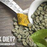 Kopi Untuk Diet? Inilah 8 cara Ampuh diet dengan Minum Kopi?