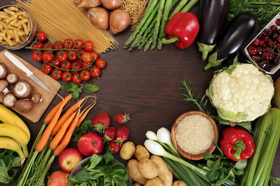 Mengoptimalkan Makanan Berserat