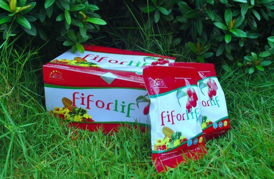 Detox Dengan Fiforlif