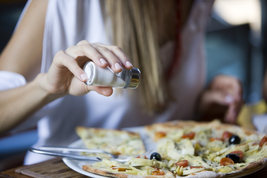 Diet Garam Untuk Hipertensi