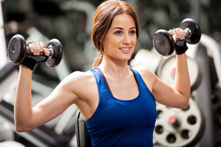 Menurunkan Berat Badan Dengan Fitness